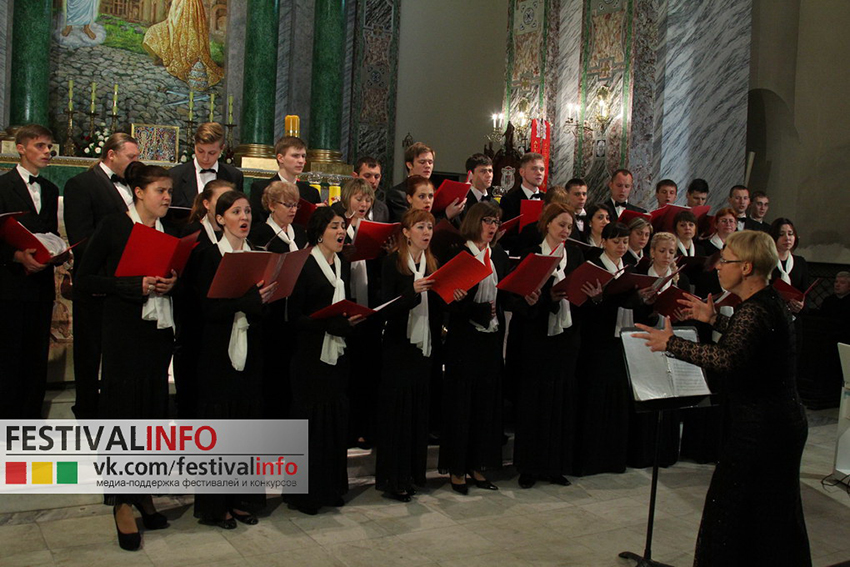 Choir CANTABILE - Dneprodzerzhinsk