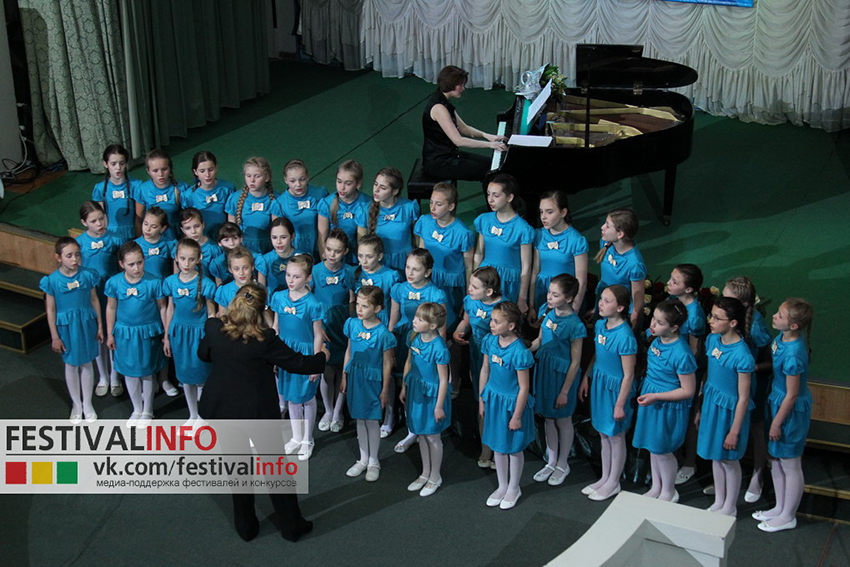 Childrens Choir SONECHKO - Vinnitsa