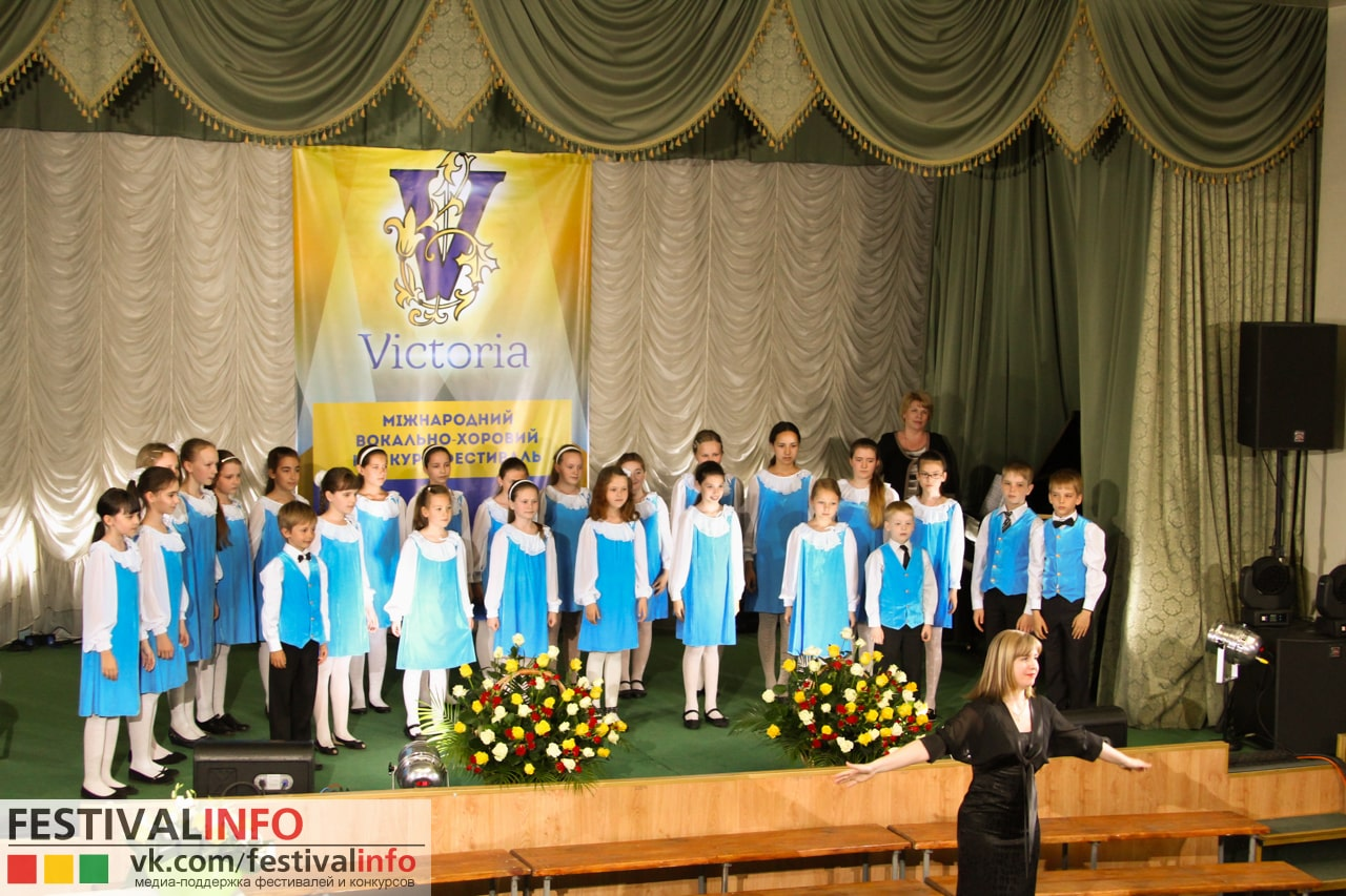 Choir Veselyi akcent Ukrainka