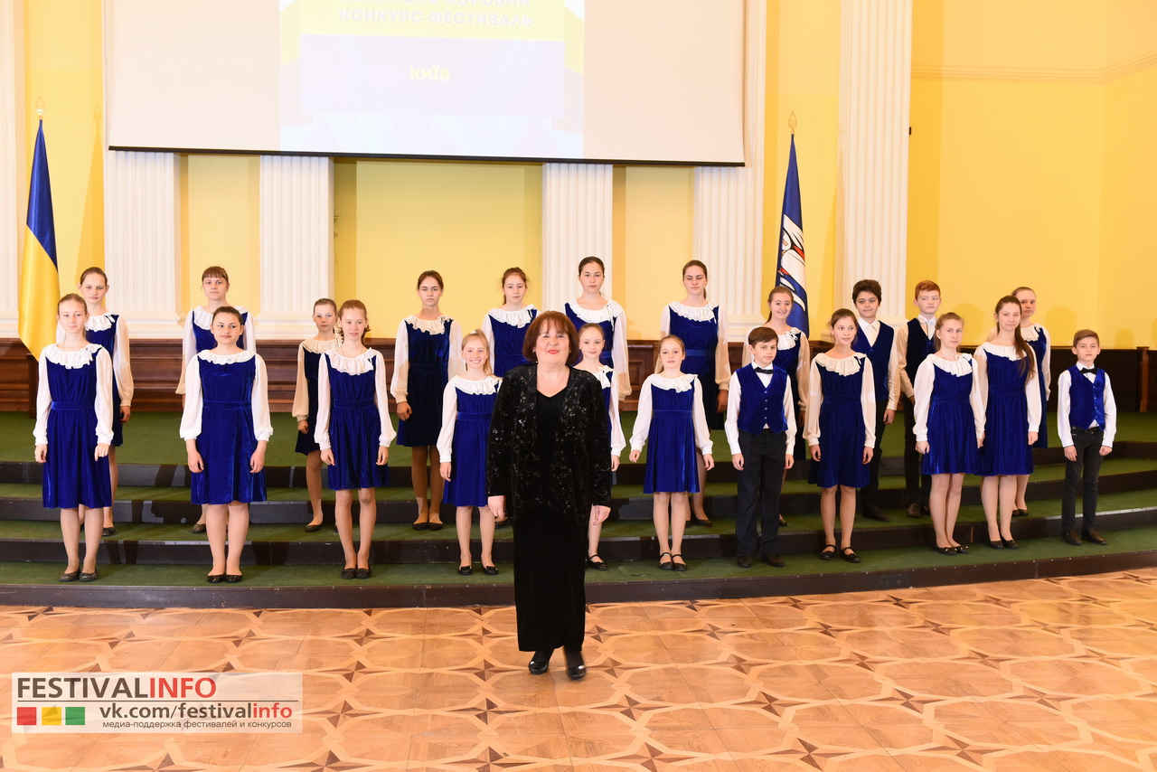 Choir Notni namystynky Ukrainka
