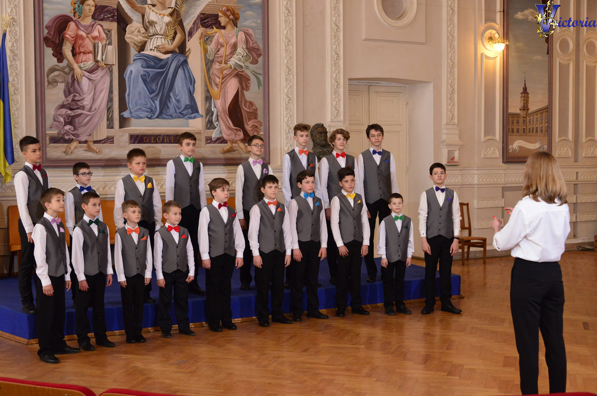 Boys Choir MenestreliKyiv