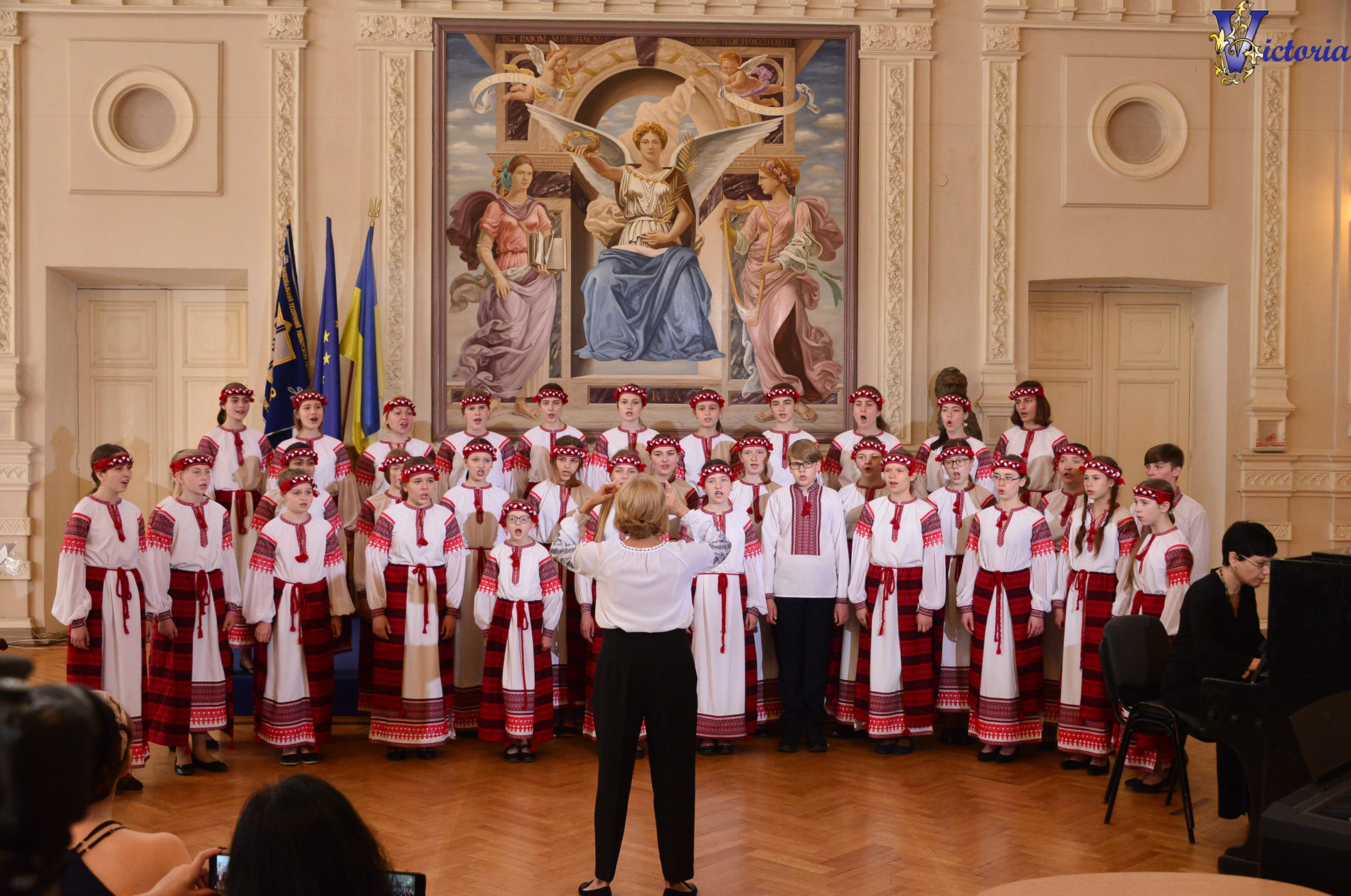 Choir of Children's School of Arts № 6 G.L.ZhukovskyKyiv