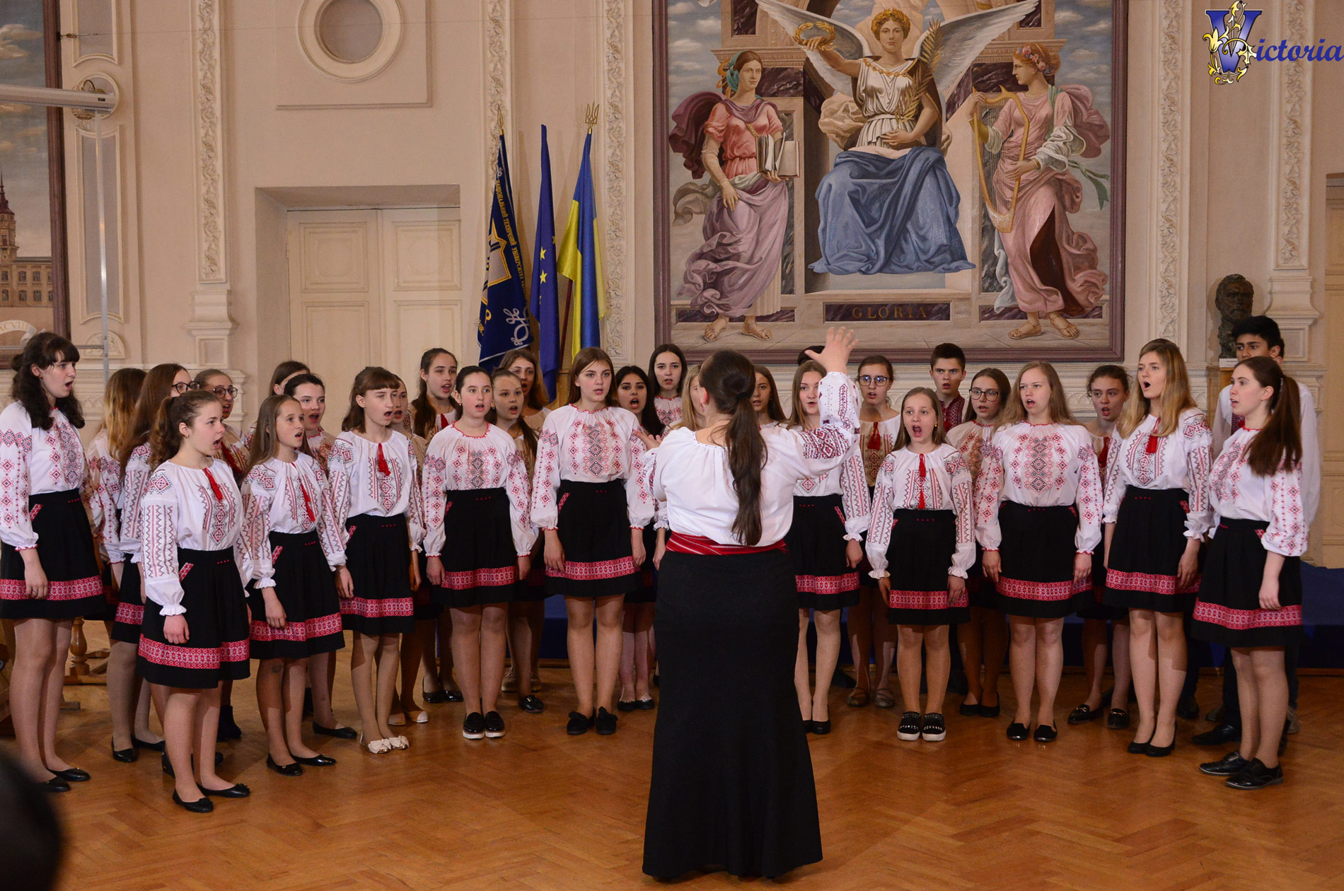 Choir of the Children's Musical School S.RikhterZhytomyr