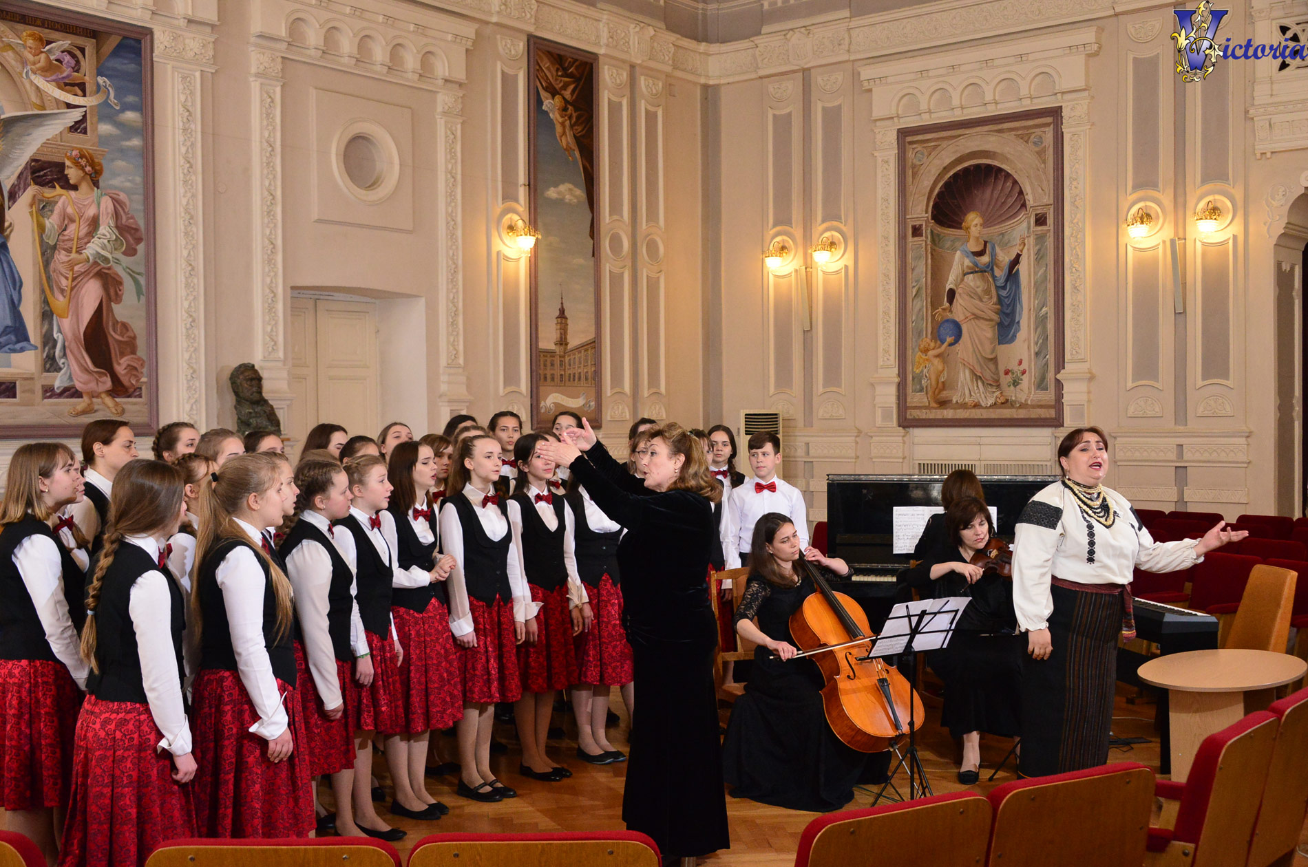 Choir VesnaVinnytsia