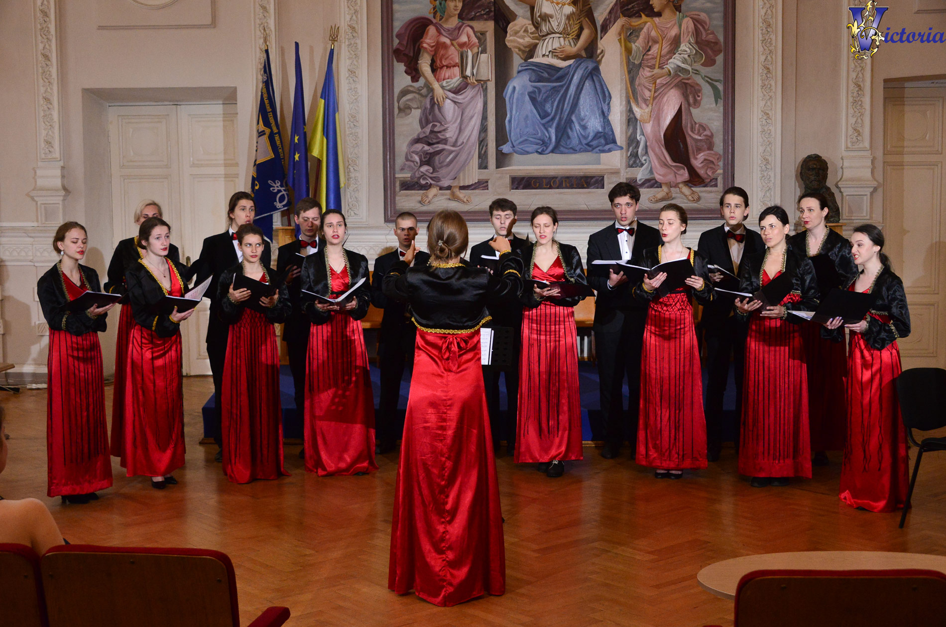 Academic Choir KPI І.SіkorskyKyiv